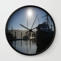 florence Wall Clocks featuring Florence by Ellen