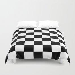 Checkerboard Duvet Cover