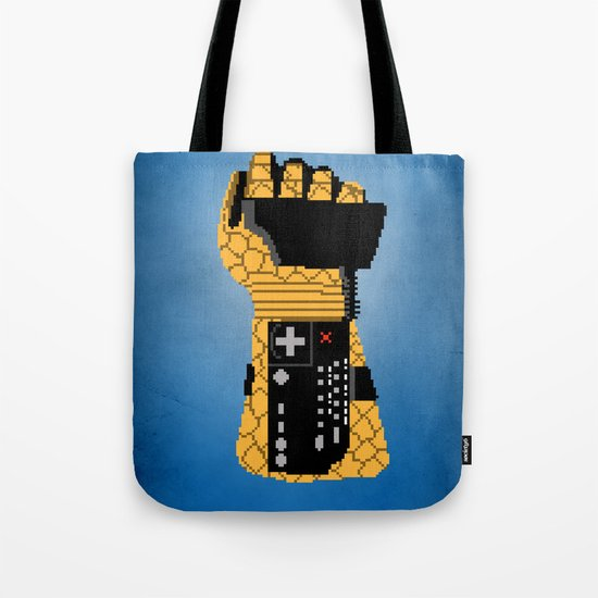 Power Glove Love: The Thing Tote Bag
