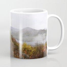 Elbe valley from Mlynaruv kamen prospect Coffee Mug