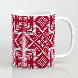 Pattern in Grandma Style #29 Coffee Mug