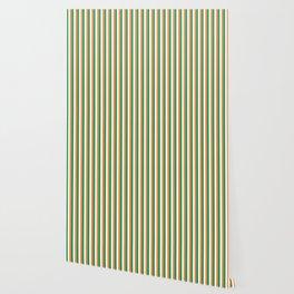 Irish Tricolour Vertical Stripes Green Orange and White Irish Flag Wallpaper