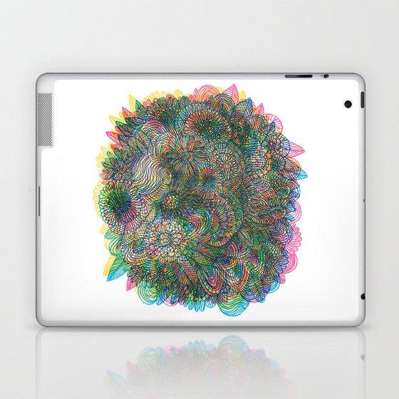 Hallucinations Laptop & iPad Skin