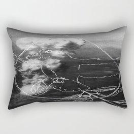 War and Peace Rectangular Pillow