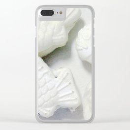 60pieces Fish-shaped Pancakes Clear iPhone Case