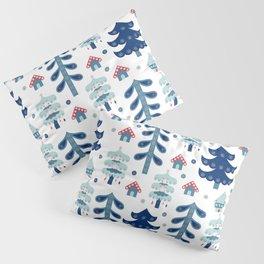 Nordic Winter Pillow Sham