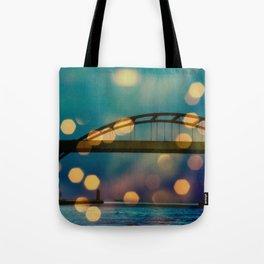 Hoan Bridge Tote Bag