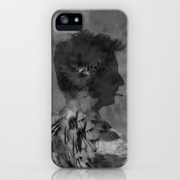 A tribute to Alain Bashung iPhone Case