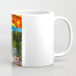 CRB vs The Greedy Octopus Coffee Mug
