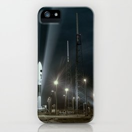 Why Do Rockets Launch At Night iPhone Case