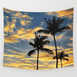 Cocopalms Wall Tapestry