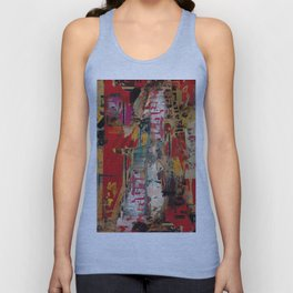 Trace of you Unisex Tank Top