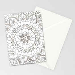 Armenian Needle Lace II Stationery Cards