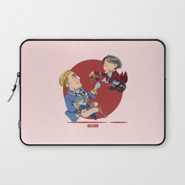 Husband Material: Vampires Laptop Sleeve