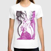 romance T-shirts featuring Romance by Gina Miranda Art