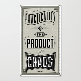 Practicality Canvas Print