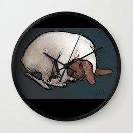 sleep tight Wall Clock