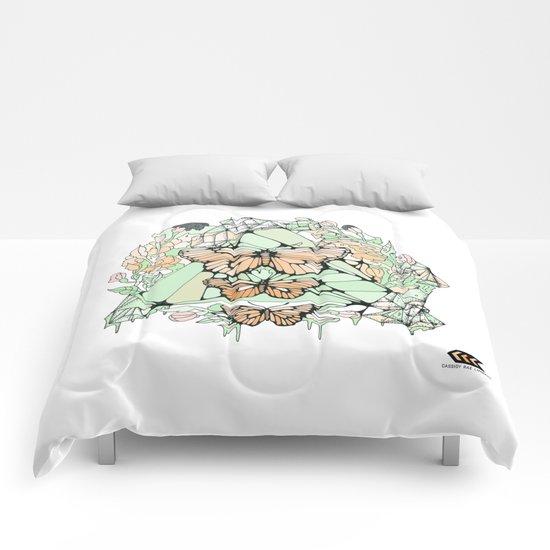 h u s h Comforters