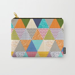 seaview beauty triangles Carry-All Pouch