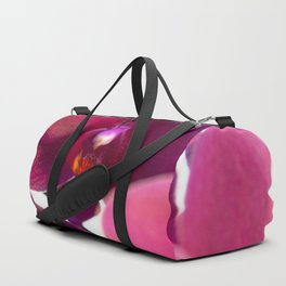 Orchid Flowers 07 Duffle Bag