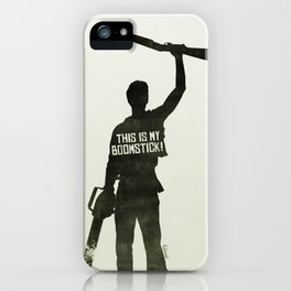 This is my Boomstick! iPhone Case