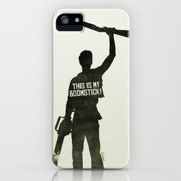 Boomstick! iPhone Case