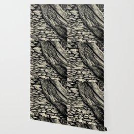 Twisted Tree Wallpaper
