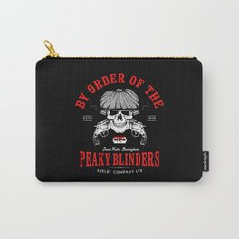 By Order Of The Peaky Fookin' Blinders Carry-All Pouch