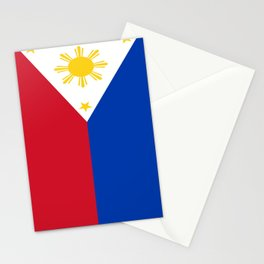 Flag of the Philippines Stationery Cards