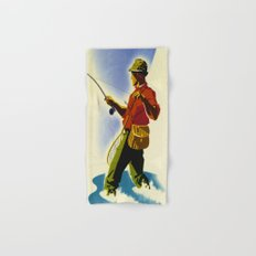 Colorado Fly Fishing Travel Hand & Bath Towel