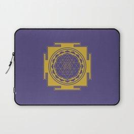 Sri Yantra Mandala Laptop Sleeve
