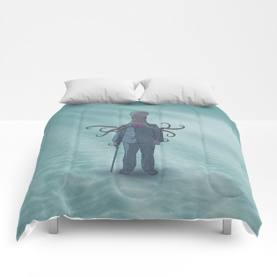 Beyond the Sea Comforters