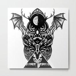 [nox] Metal Print