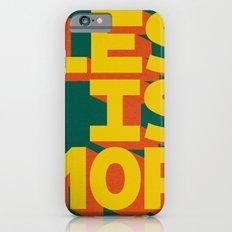 LES IS MOR Slim Case iPhone 6s