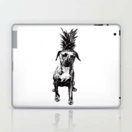 Pineapple Pup Laptop & iPad Skin