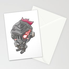Goblin Chibi Stationery Cards