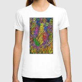 Mosaic of Bird V2SR T-shirt