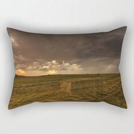 Hay Storm Rectangular Pillow