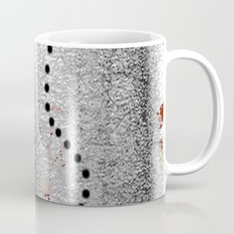 Line of points Coffee Mug