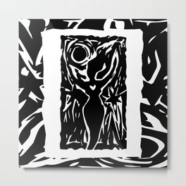 Goddess No. 6 by Kathy Morton Stanion Metal Print