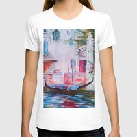 venice T-shirts featuring Venice by OLHADARCHUK