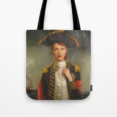 Her Face Launched A Thousand Ships Tote Bag