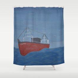 JD1957 Shower Curtain