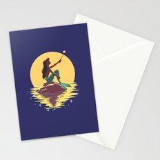 The Little Mermaid - Ariel Selfie Stationery Cards