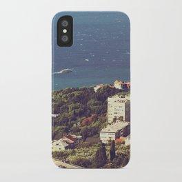 sea landscape iPhone Case