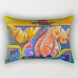 SALAO, SALAO, PECAO SALAO Rectangular Pillow