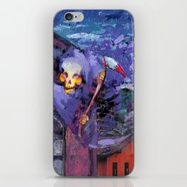 DEAD CITY iPhone Skin