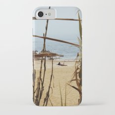 The Lure of a Tan Slim Case iPhone 7
