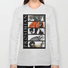Lemurs of Madagascar Long Sleeve T-shirt