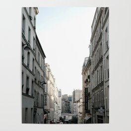 Paris Road Poster